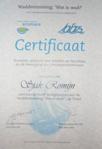 Certificate Wat is Wad