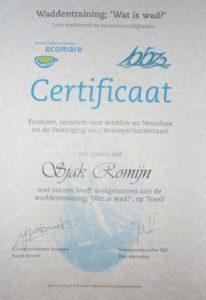 certificaat Wat is Wad